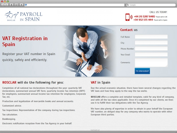 Accounting in Spain